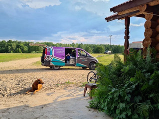 Новый маршрут Мобильного конного госпиталя MAXIMA VET. Собираем заявки!