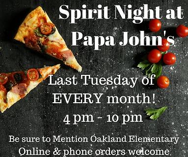 Spirit Night at Papa John's.png