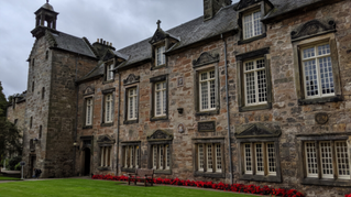 Notes on the Fly: University of St. Andrews, Scotland