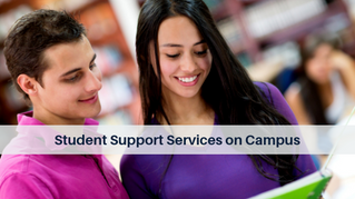 Student Support Services on Campus