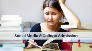 Social Media & College Admission