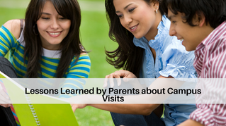Lessons Learned by Parents about Campus Visits