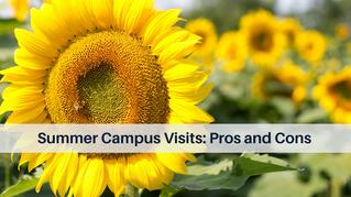 Summer Campus Visits