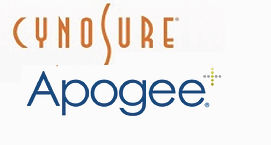 cynosure apogee elite logo, Woman's Leg, Leg hair, calf, thigh, foot, toes, Nanaimo Laser Hair Removal Vancouer Island, safe, effetive, LGBTQ, Transwoman, trans friendly, trans safe, transgender