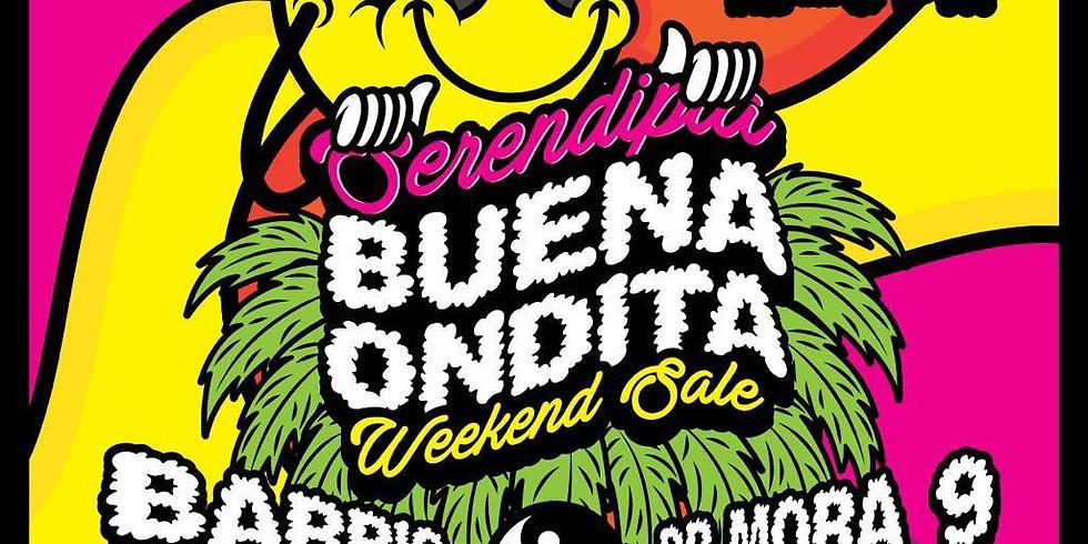 Buena ondita weekend sale
