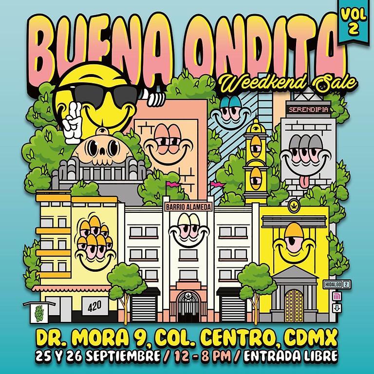Buena ondita weekend sale Vol. 2