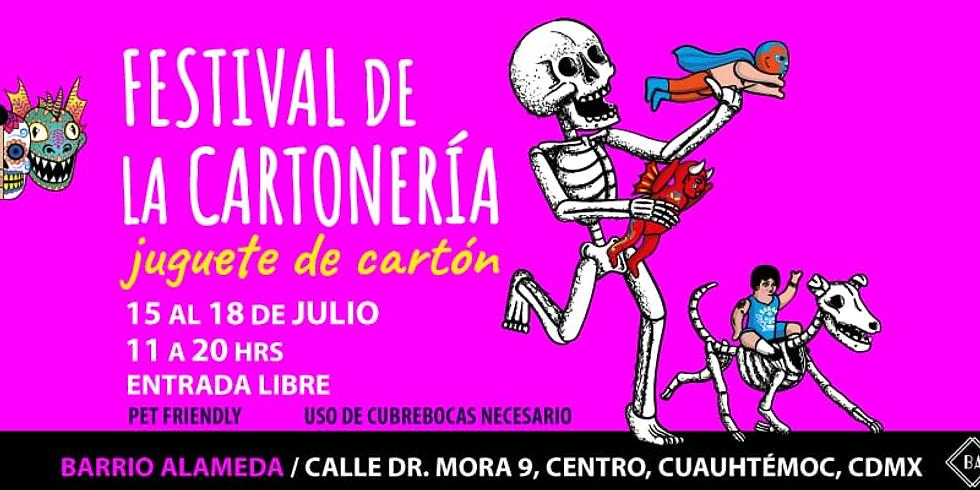 Festival de la Cartonería