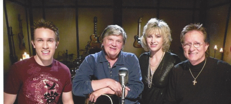 Nash 3 recording with Phil Everly
