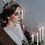 Thumbnail: Tiara Joya de metal para novia con estrella. Bridal metal jeweled tiara with sta