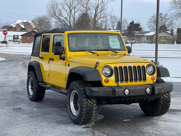 2011 Jeep Wrangler