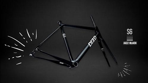 S6 BLACK JAZZ ( Frame Set )