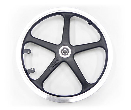 "16"" PLASTIC WHEEL SET"