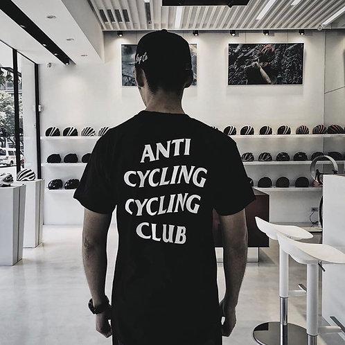 Anti Cycling Cycling Club Tee