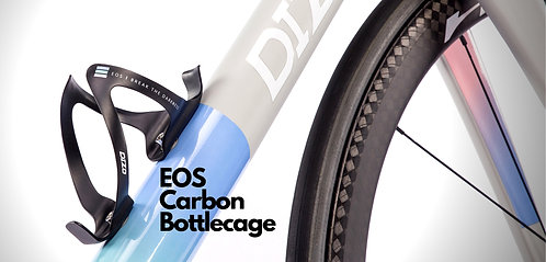 EOS Carbon Water Bottle Cage