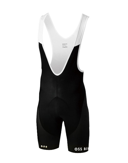 Classic Performance Bib (Man/Black)