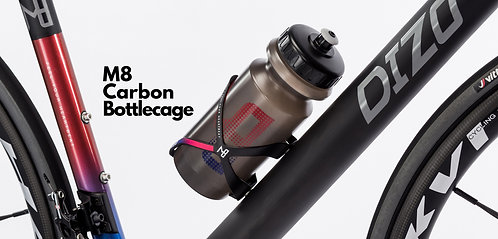 M8 Carbon Water Bottle Cage