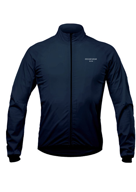Breath 3layer windbreaker (Dark Navy)