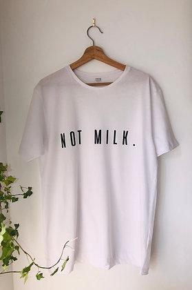 'Not Milk' Men's Tee