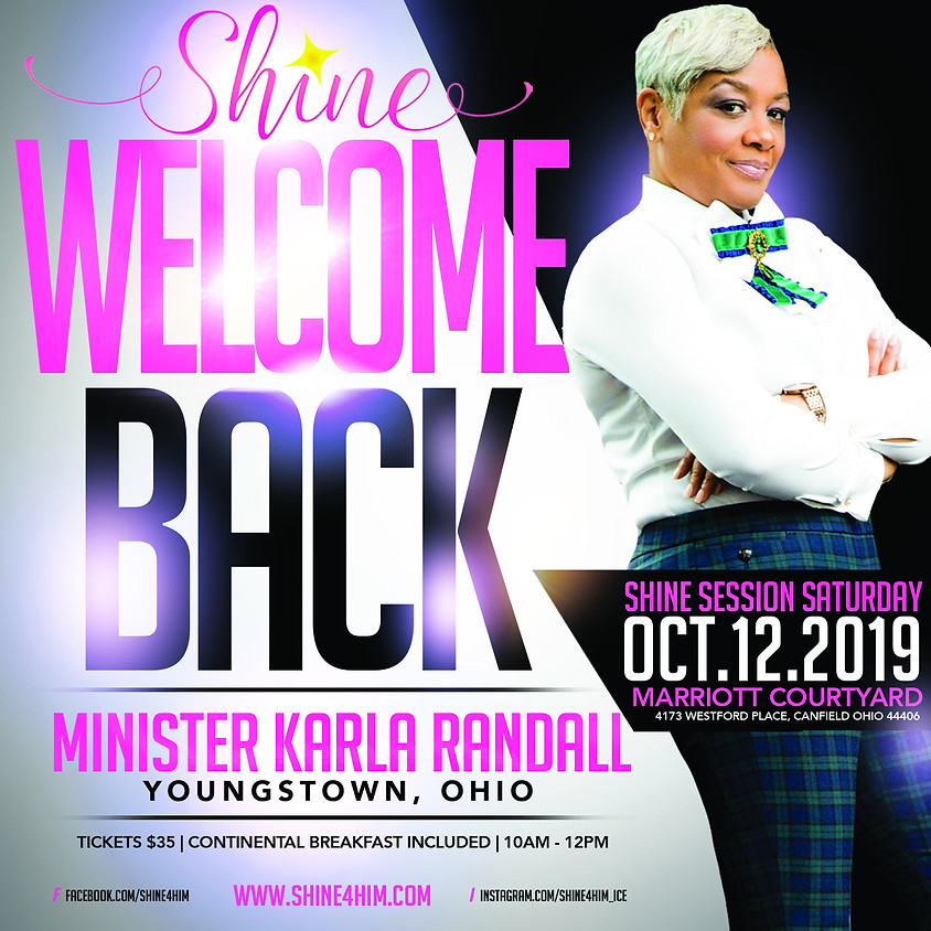Welcome Back Shine Session