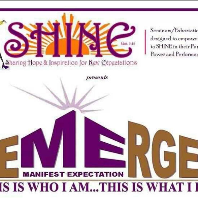 """""""EMERGE"""""""