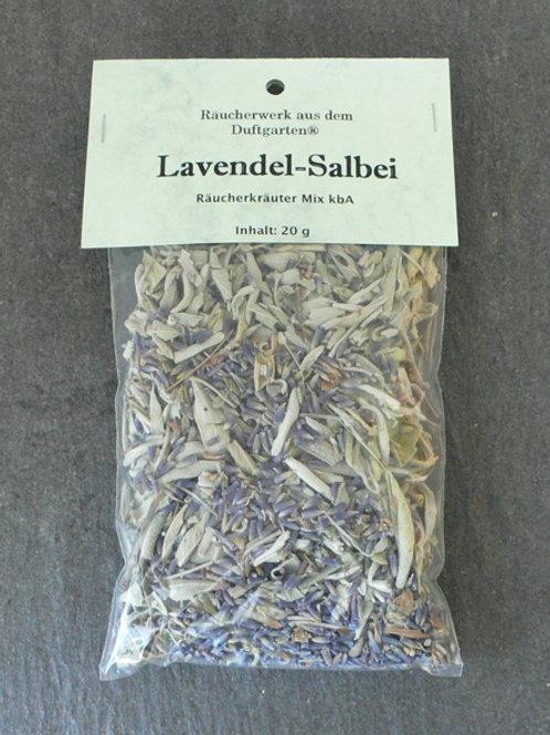 Lavendel-Salbei, ca. 20 g Beutel