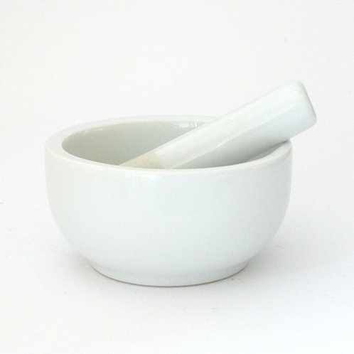 Porzellan-Mörser 10 cm
