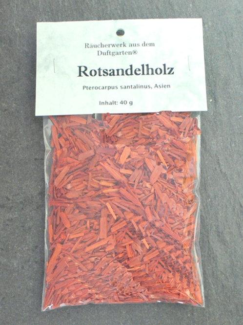 Rotsandelholz, ca. 40 g Beutel