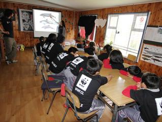 NIÑ@S DE TRINCAO PARTICIPAN DEL TALLER DE EDUCACIÓN AMBIENTAL DE YAQUPACHACHILE