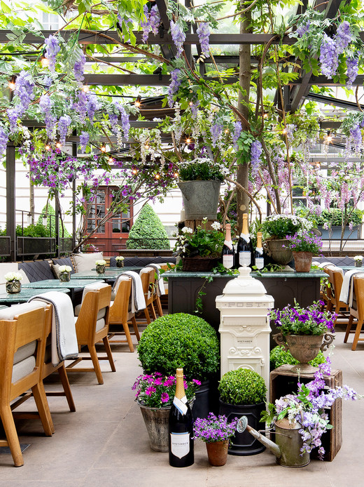 THE NYETIMBER SECRET GARDEN