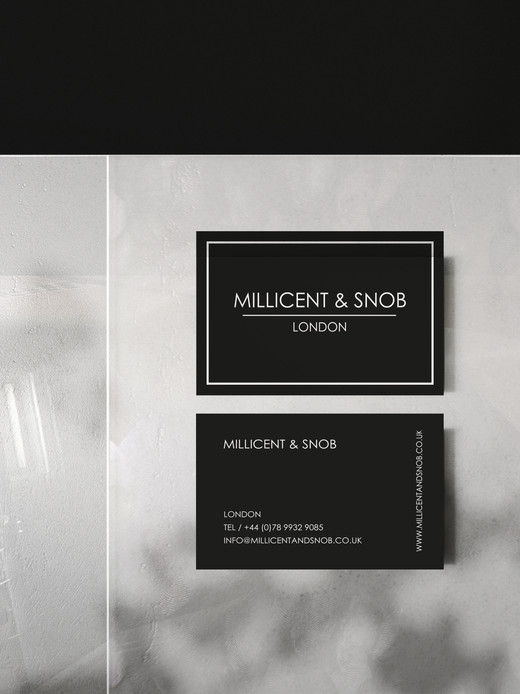 MILLICENT & SNOB