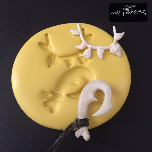Maui Hook & Necklace Silicone Mold