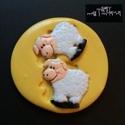 Sheep Silicone Mold