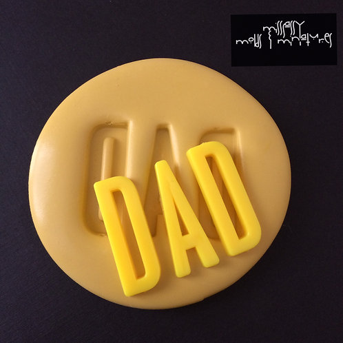 DAD Silicone Mold
