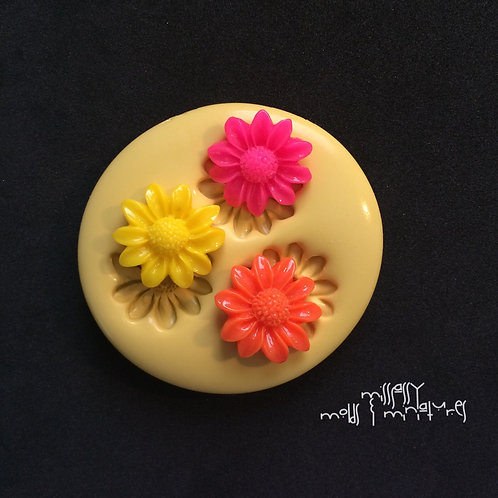 DAISIES  SILICONE MOLD