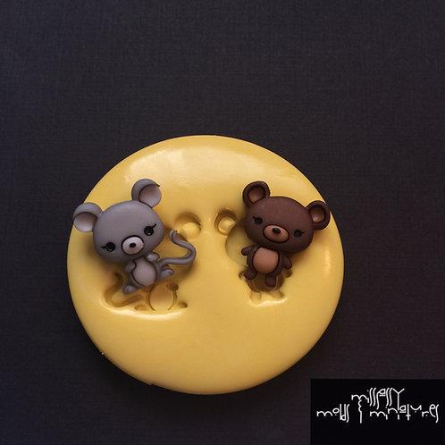 Animals Silicone Mold