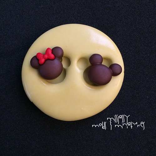 TINY MOUSE SILICONE MOLD