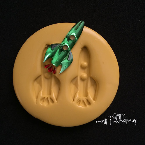 ROCKET SILICONE MOLD