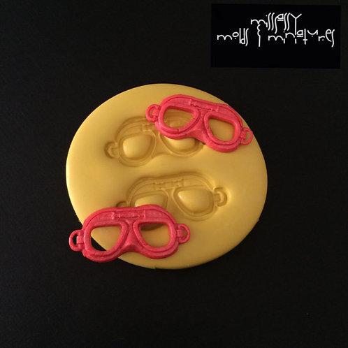 Aviator Mask Silicone Mold
