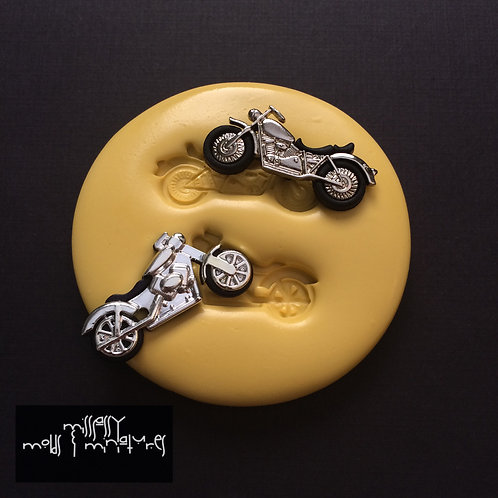Motorcycle Silicone Mold