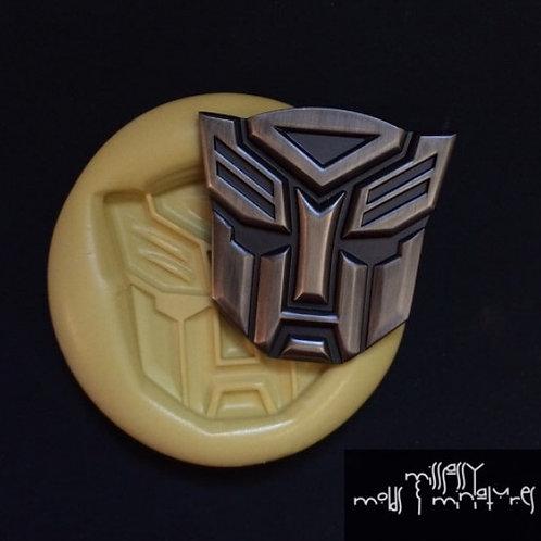 TF Robot Silicone Mold