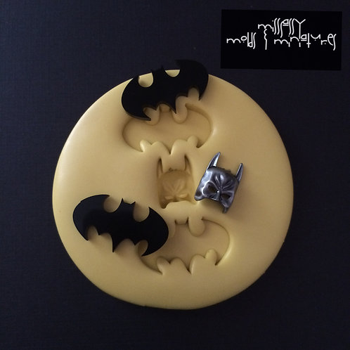 Batman Inspired Silicone Mold