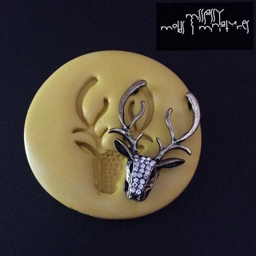 Reindeer Silicone Mold