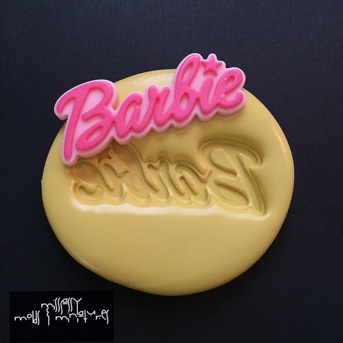 Barbie Silicone Mold