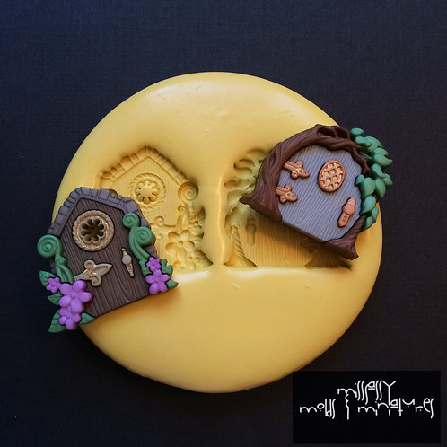 Enchanted Doors Silicone Mold