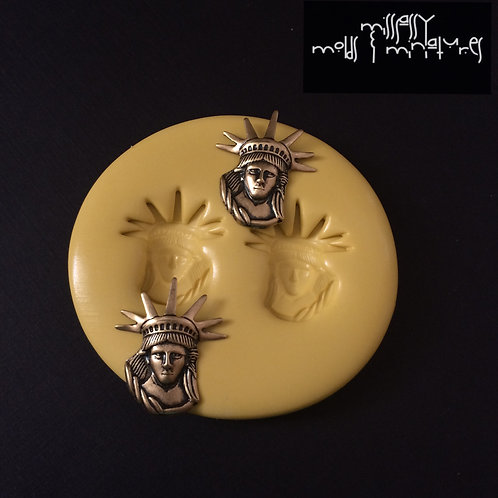 Lady Liberty Silicone Mold