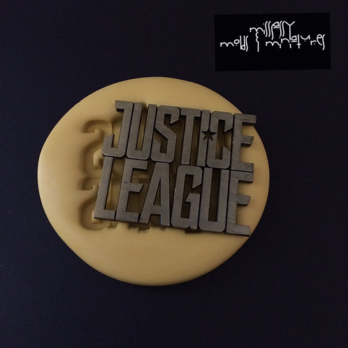 Justice League Inspired Silicone Mold