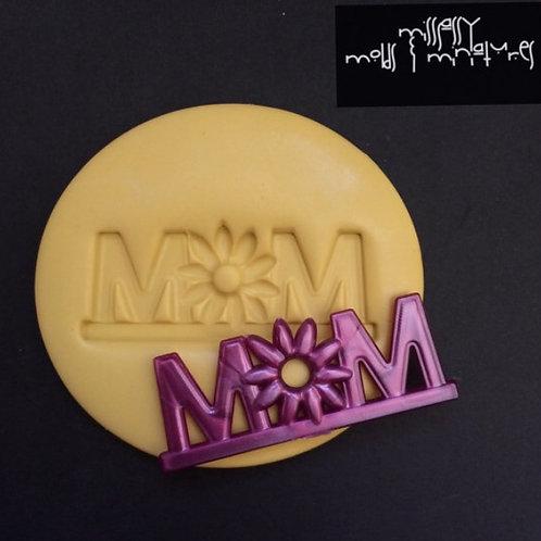 MOM Silicone Mold