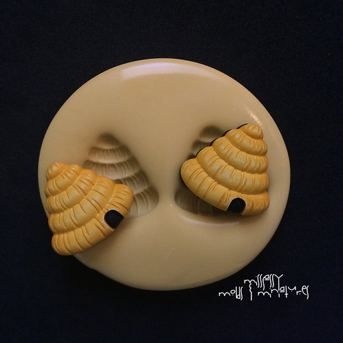 BEEHIVE SILICONE MOLD