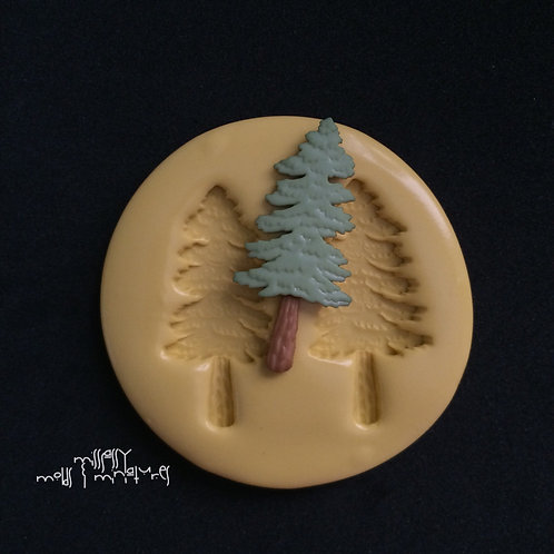 TREE SILICONE MOLD