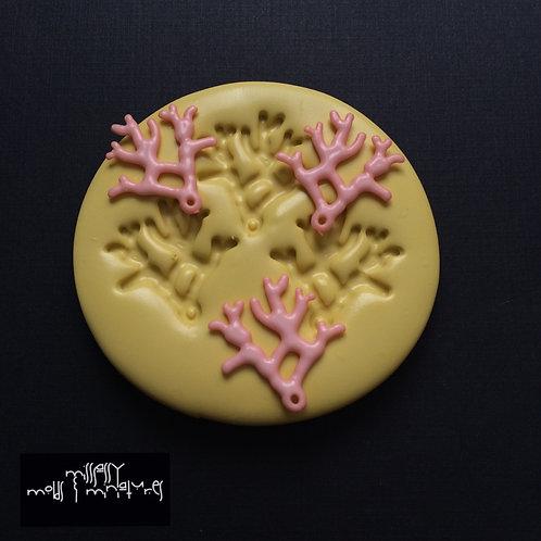Coral Silicone Mold